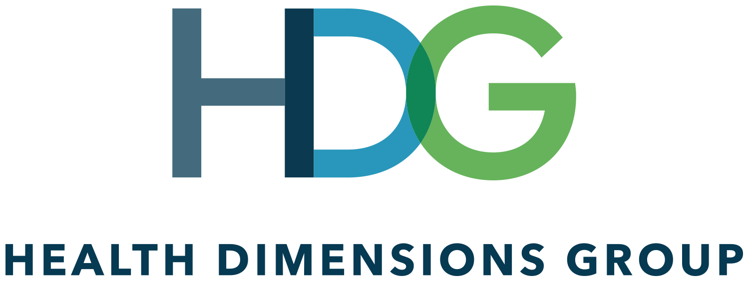 Health Dimensions Group Logo Retina