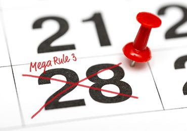Mega Rule 3 Implementation Delayed: Changes and What We Know So Far