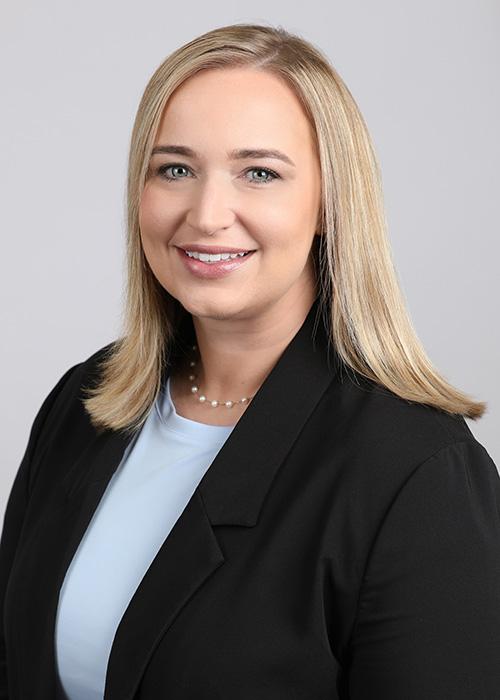 Amber Rogotzke, President