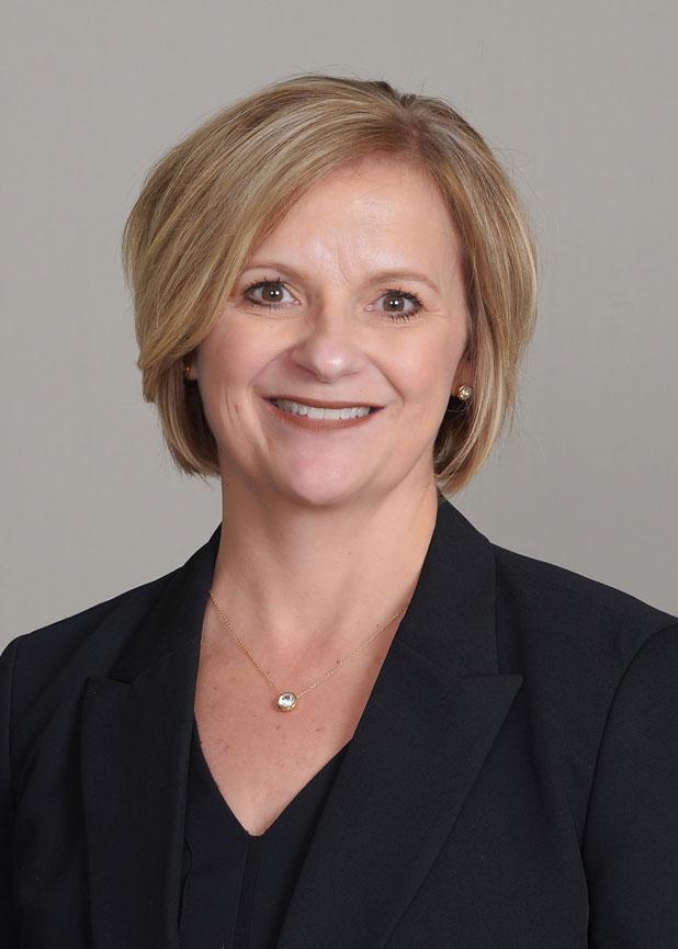 Headshot of Sarah Gustafson